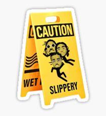Migos // Slippery Sticker