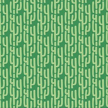 cactuses pattern by NadinS