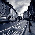 London Living by Dipesh Patel
