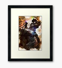 League of Legends SEJUANI Framed Print