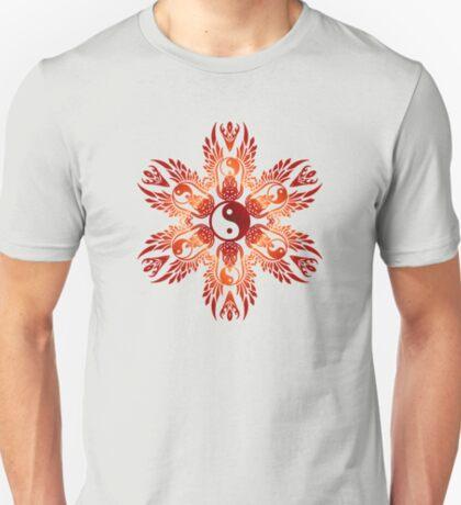 yingyang diamond T-Shirt