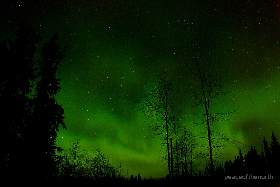 Red Creek Nights #6 by peaceofthenorth