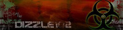 """just a sig for a website using my old alias """"Dizzle102"""" by Voodoogfx"""