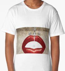 Lipsync Long T-Shirt