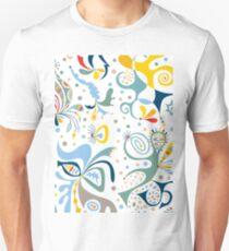 real deal white Unisex T-Shirt