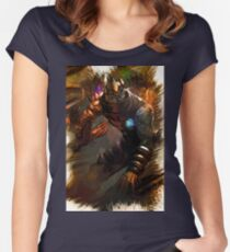 League of Legends VARUS Women's Fitted Scoop T-Shirt