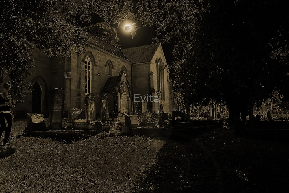 Church's Graveyard by Evita