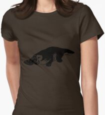 Simple Platypus Art T-Shirt