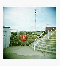 Holga 01 Photographic Print