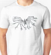 Gangsign Skeleton X-ray T-Shirt