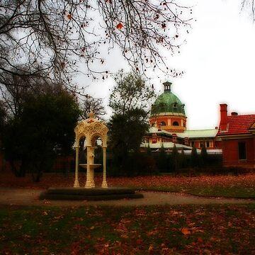 Autumn Walk by Evita