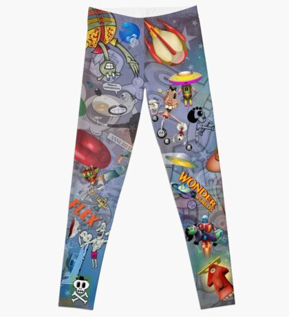 Wonder Worlds Leggings