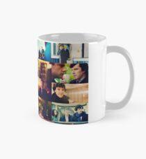 sherlock bbc caps Mug