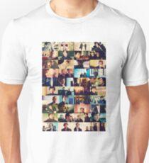 sherlock bbc caps Unisex T-Shirt