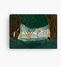 Shire Canvas Print