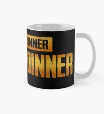 Gewinner gewinnen Tasse