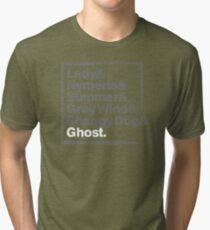 Stark Direwolves / Die Schattenwölfe des Haus Stark Tri-blend T-Shirt