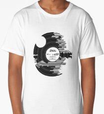 Star Wars - Death Star Vinyl Long T-Shirt