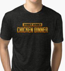 WINNER WINNER Tri-blend T-Shirt