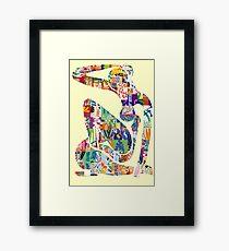 Matisse Cutouts Framed Print