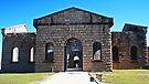 Trial Bay Gaol by Evita