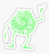 Mike Wazowski Sticker
