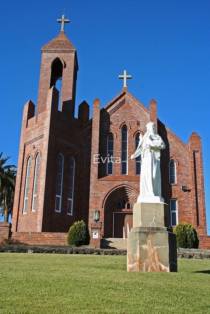 St Agnes Church by Evita