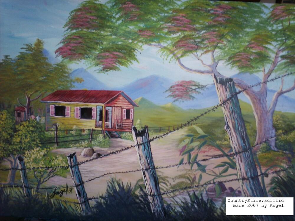 casa Campo by Angel Ruiz