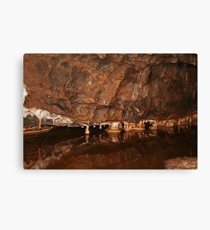 Königliche Höhle Leinwanddruck