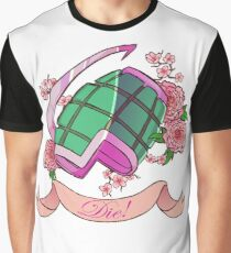 Soft Explosions Graphic T-Shirt