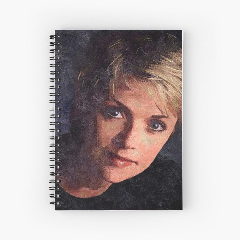 S, Carter Spiral Notebook