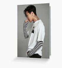 Big Bang G-Dragon Greeting Card