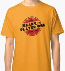 Ready Player One Logo Ludus 2045 Classic T-Shirt