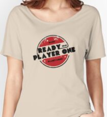 Ready Player One Logo Ludus 2045 Women's Relaxed Fit T-Shirt