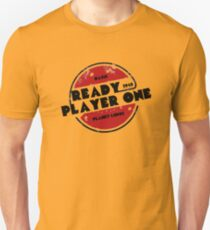 Ready Player One Logo Ludus 2045 Unisex T-Shirt