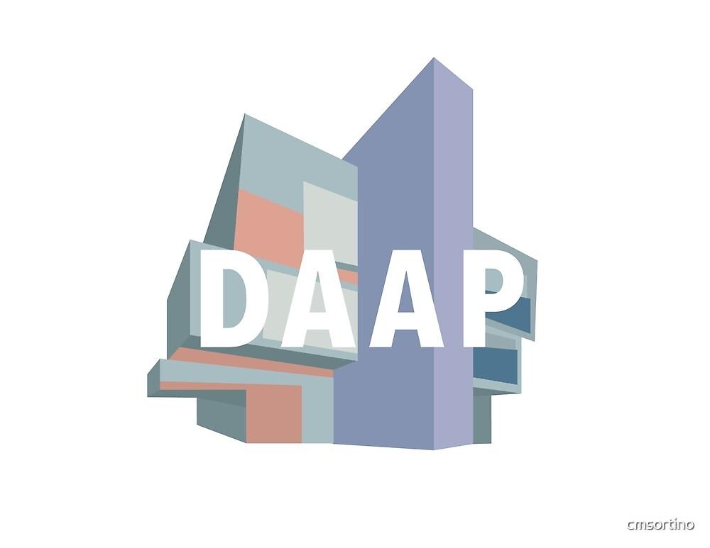 DAAP by cmsortino