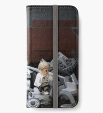Death Star Trash Compactor iPhone Wallet/Case/Skin