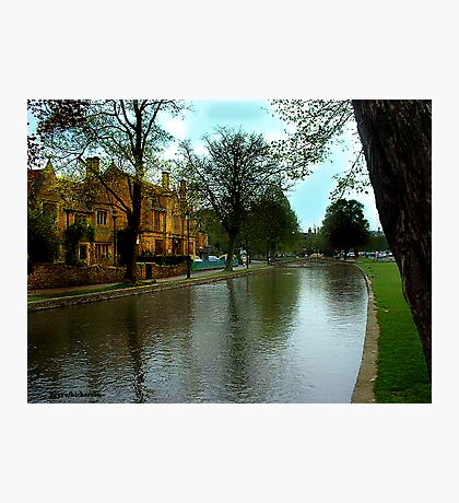 Bourton on the Water Photographic Print