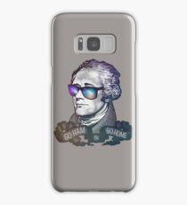 Hamilton: Go Ham or Go Home! Samsung Galaxy Case/Skin