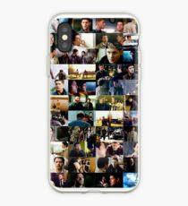 supernatural - destiel (dean/castiel) caps iPhone Case