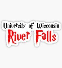 UW-River Falls Sticker