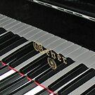 Grand Piano Reflections von BlueMoonRose