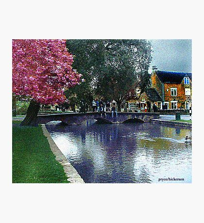 Bourton on the Water 2 Photographic Print