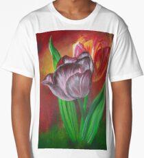 Two Tulips Long T-Shirt