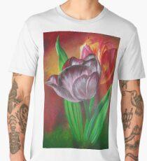 Two Tulips Men's Premium T-Shirt