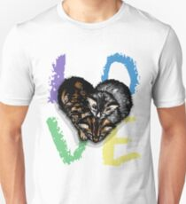 All You Need is Love. And Kitties. T-Shirt