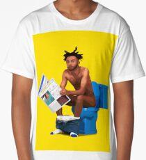 Amine LoFi Long T-Shirt