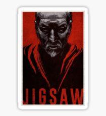 JIGSAW SDCC Tobin Poster Sticker