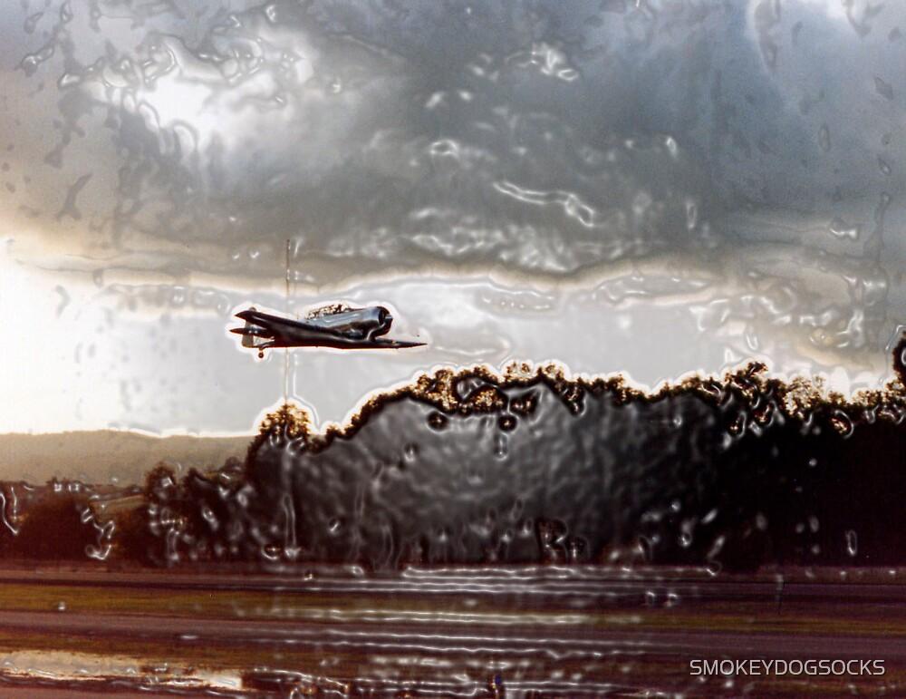 T-6 TEXAN WALL TILE by SMOKEYDOGSOCKS