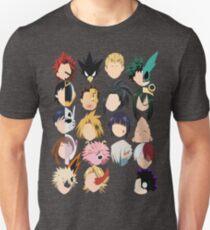 Camiseta unisex Clase 1-A